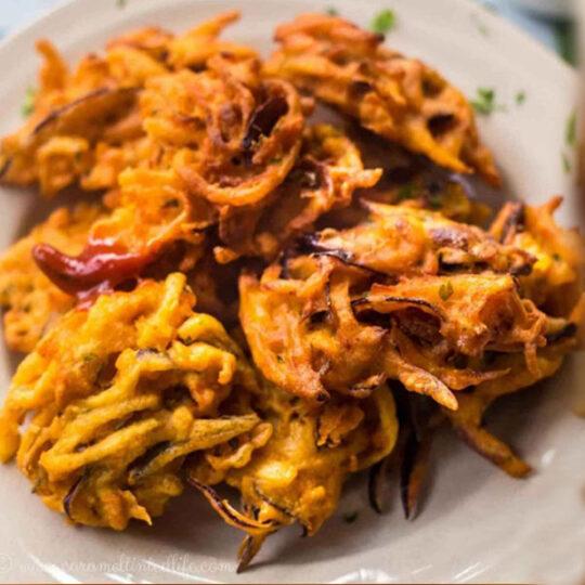 Onion Bhazee