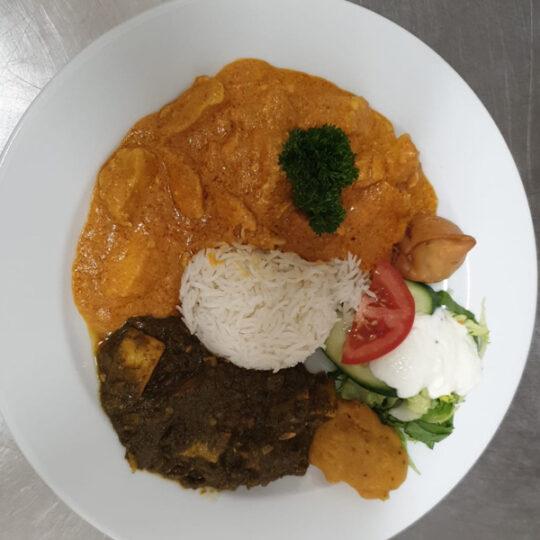Chicken Shalimar