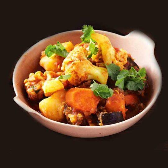 Mix Veg Curry