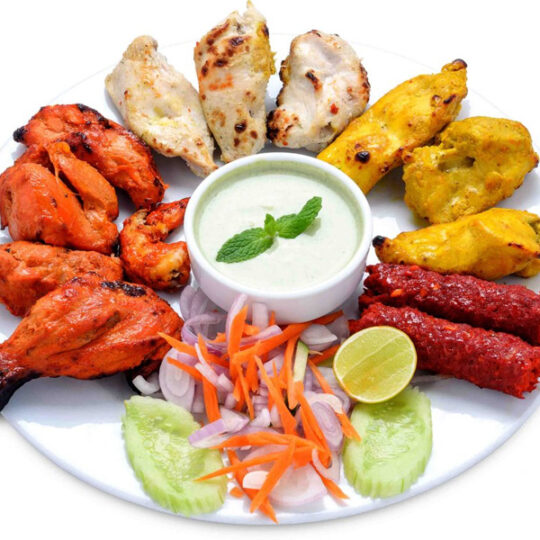 Mix Family Plater