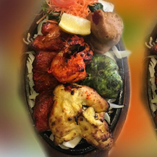 Special New Delhi Grill